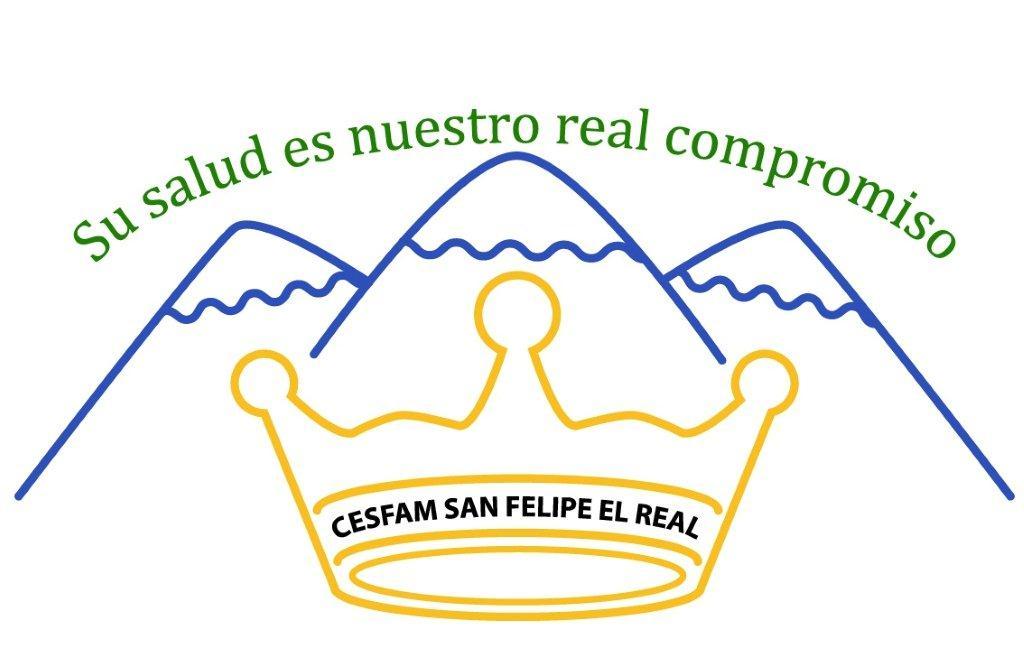 LOGO CESFAM SAN FELIPE EL REAL